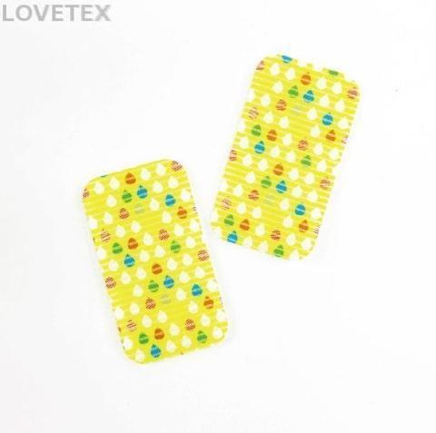 Golden Lover - Hair Bang Sticker