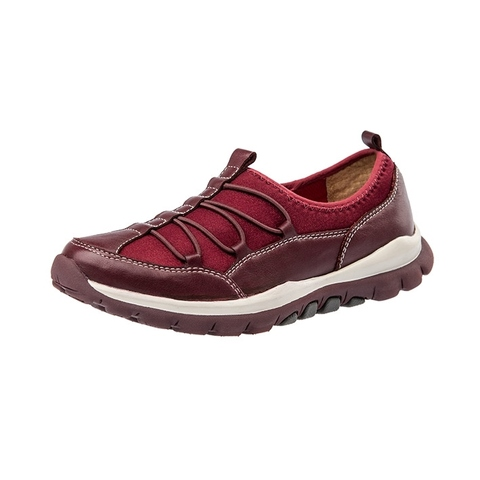 kimo red exercise leisure elegant modern woman sport shoes