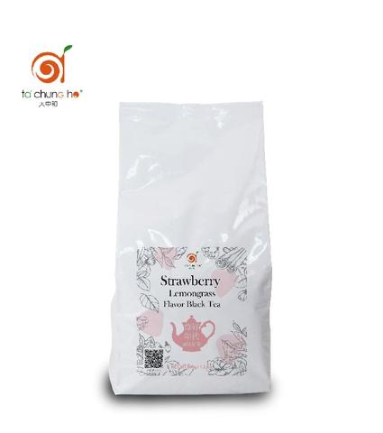 Strawberry Lemongrass Flavor Black Tea for bubble tea