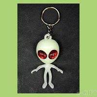 ET Alien Key Chain