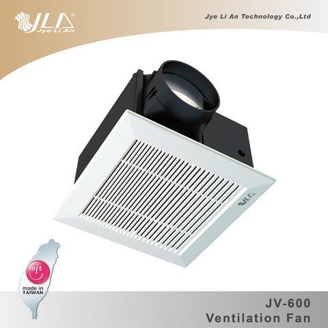 Taiwan DC Ultra-thin Soundless Ventilation Fan | JYE LI AN