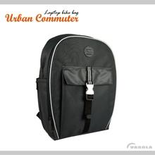 VASOLA - Laptop Handlebar Backpack-Black