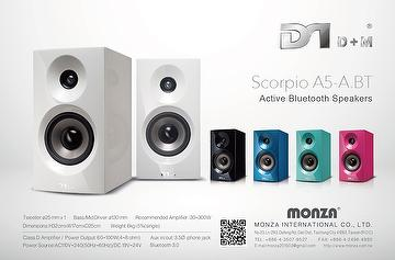 Active Bluetooth Speakers