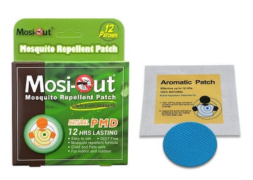 Most-Out Mosquito Repellent Patch-12pcs