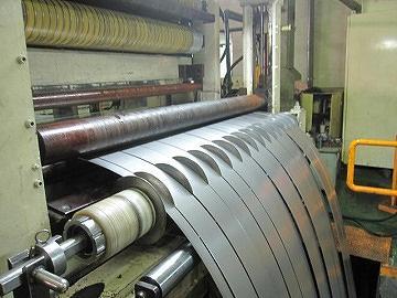 Taiwan Steel Strip Coil Slitting Tsai See Enterprise