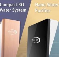Green-Tak quick change nano water purifier for home