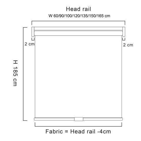 size illustration