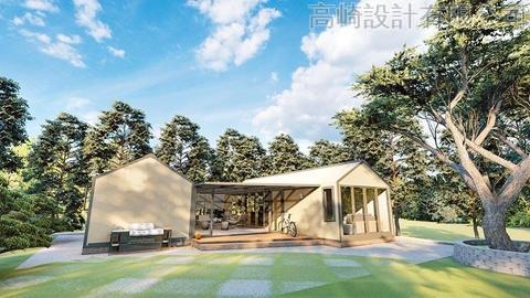Rumah Nyaman Takasaki / Rumah Mobile Cepat