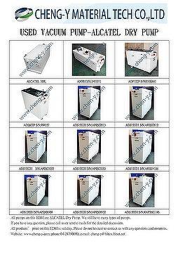 REFURBISHED ALCATEL DRY PUMP, A100L,ADP122P,ADS602P,ADS1202,