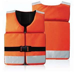 life jacket, buoyancy aid, flotation aid, life vest