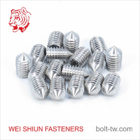 Set Screw Stainless Steel A2