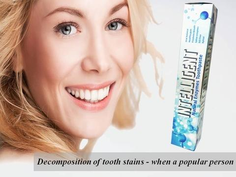 Whitening Toothpaste with Natural Enzymes