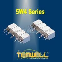Helical Bandpass Filter- 5W 4 pole Fillter