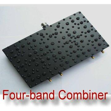 4 Band combiner