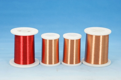 Polyamide Over Polyurethane Enameled Copper Wire