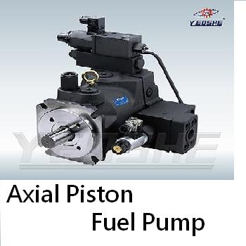 Axial Piston Fuel Pump