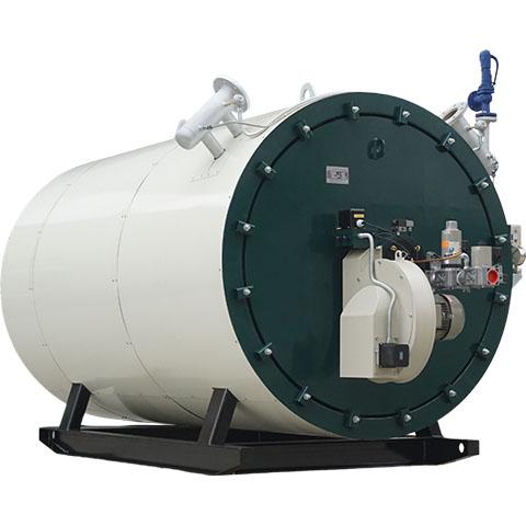 Taiwan Gas Dowtherm Boiler (Horizontal Type) | Taiwantrade.com