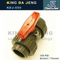 KDJ-500 Double Union Ball Valve