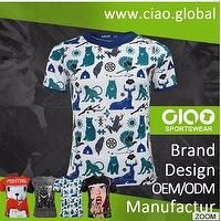 Custom and cheap apparel from Taiwan - wholesale t shirt printing