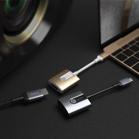 CASA H01 USB Type-C to HDMI Adapter