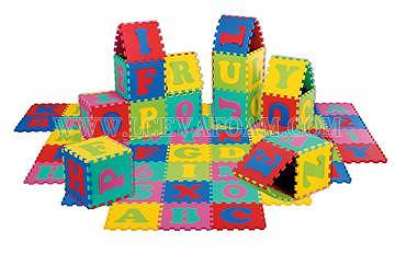 Taiwan Eva Foam Mat Alphabet Puzzle Mats A Z Lee Chyun