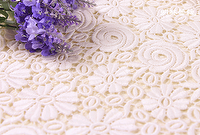 Lace cloth code
