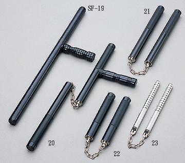 Taiwan Aluminum Convertible Nunchakus Indicia Enterprise