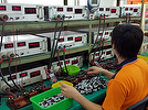 Conductivity Test and 100% QC Inspection