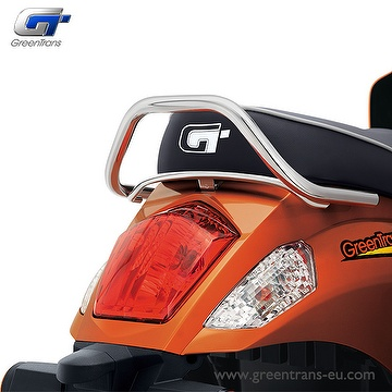 GreenTrans EM80 sporty look e-scooter tail light
