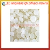 Light diffusion flame retardant PP material