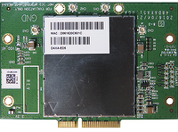 802.11a/n/ac 5GHz 4x4 Wave 2 PCIe mini card: DAXA-ED5