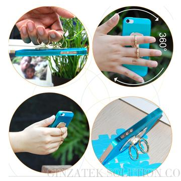 Mini Rings Smart Phone Holder