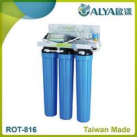 6-stage commercial RO system water