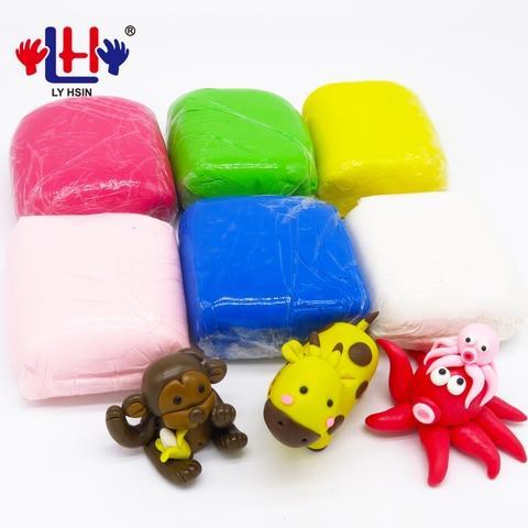 Non-sticky Fast Drying Flexible Air Dri Thai Clay