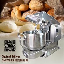 螺旋搅拌机 离缸式 Spiral Mixer -1