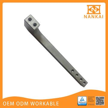 [copy]OEM CNC Lathe and Milling Metal SS400 Steel Shaft Hand