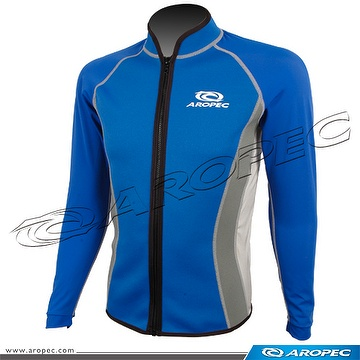 1.5mm Neoprene / Lycra Swim Jacket for Man, Vest, Neoprene,