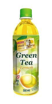 T. Grand Green Tea Lemon