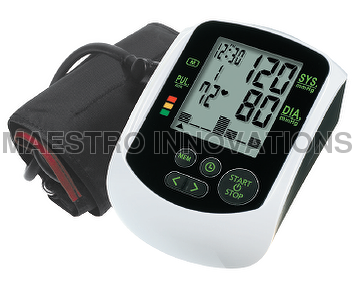 Digital Arm Blood Pressure Monitor/ Pressure Meters
