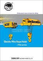PM Wire Rope Hoist