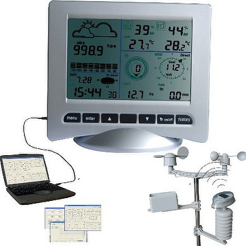 WH3081PC Wireless Weather Station