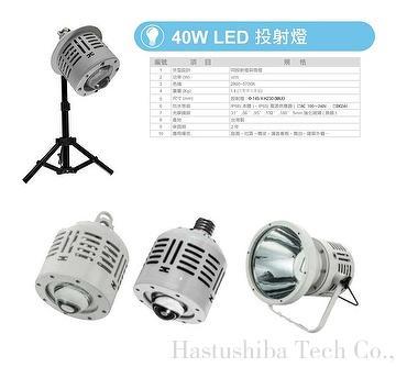 EOB高效能LED燈具