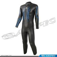 Aropec Triathlon Wetsuit, Fullsuit, 5/3mm Super Stretch Skin Triathlon Fullsuit For Man