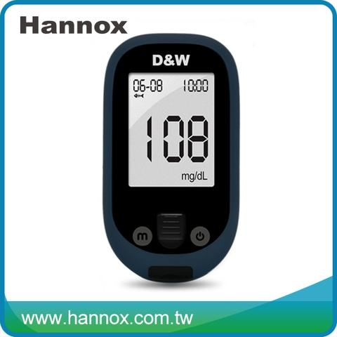 D&W Blood Glucose