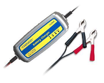 12V Portable Battery Charger