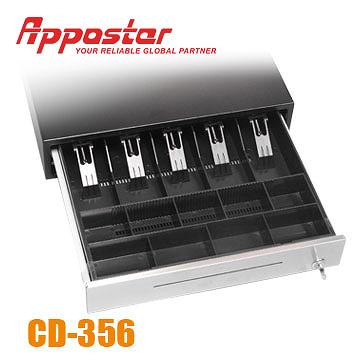Cash Drawer CD356 open