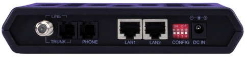 VDSL2/LRE, Long Reache Ethernet Extender real view