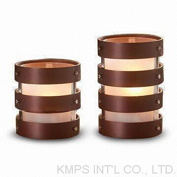 Led Flameless Candles,Wooden Candle Holders Manufacturer   K U0026 M Plus Co. |  Taiwantrade.Com