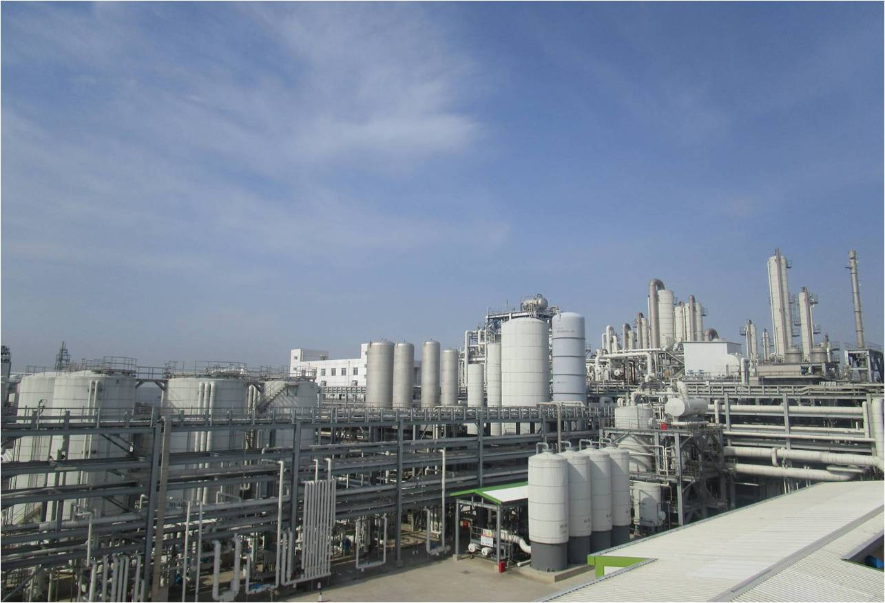 Chang Chun Chemical (Panjin) Co., Ltd. Panjin Factory