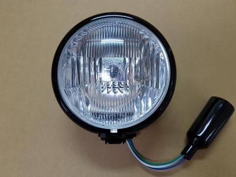 "UNIVERSAL DOT, 5"", H4 BULB 12V 55/ 60W HEAD LAMP"